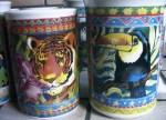Mug transfer design